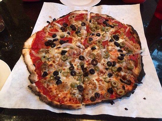 Pizza and Kid's Menu